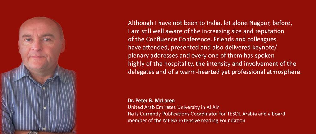 Dr. Peter B. McLaren